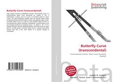 Bookcover of Butterfly Curve (transcendental)
