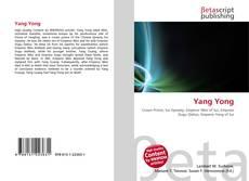 Borítókép a  Yang Yong - hoz