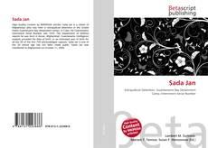 Capa do livro de Sada Jan
