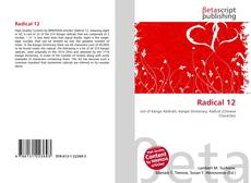 Bookcover of Radical 12