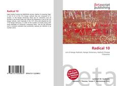 Bookcover of Radical 10
