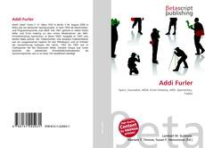 Buchcover von Addi Furler
