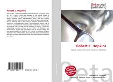 Robert E. Hopkins kitap kapağı