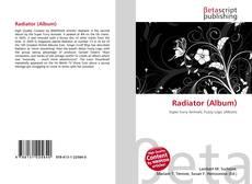 Buchcover von Radiator (Album)