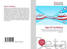 Bookcover of Age of Candidacy