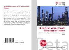 Bookcover of N-electron Valence State Perturbation Theory