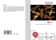 Bookcover of UBB+1