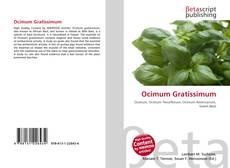 Couverture de Ocimum Gratissimum