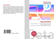 Bookcover of Toby Moffett
