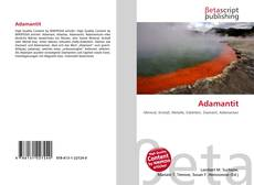 Couverture de Adamantit