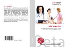 Bookcover of UBC Hospital