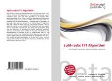 Capa do livro de Split-radix FFT Algorithm