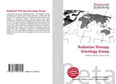 Couverture de Radiation Therapy Oncology Group