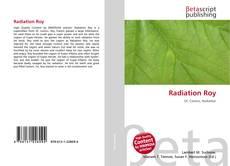 Обложка Radiation Roy