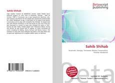 Sahib Shihab kitap kapağı
