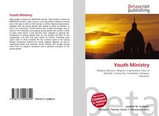 Couverture de Youth Ministry