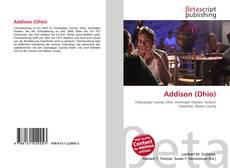 Bookcover of Addison (Ohio)