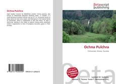 Bookcover of Ochna Pulchra