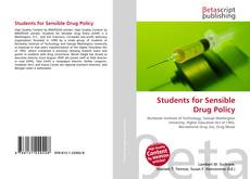 Bookcover of Students for Sensible Drug Policy