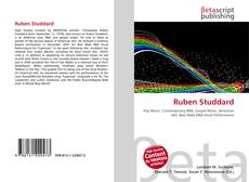 Bookcover of Ruben Studdard