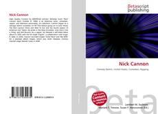 Nick Cannon的封面