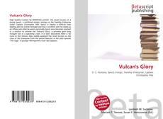 Portada del libro de Vulcan's Glory