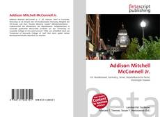 Bookcover of Addison Mitchell McConnell Jr.
