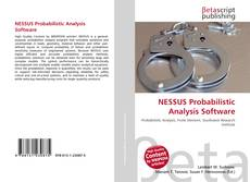 Bookcover of NESSUS Probabilistic Analysis Software