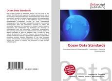 Ocean Data Standards kitap kapağı