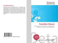 Bookcover of Transitive Closure