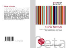 Bookcover of Sekhar Kammula