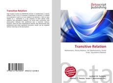Couverture de Transitive Relation