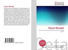 Couverture de Shyam Benegal