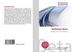 Bookcover of Radiation Burn