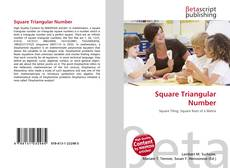Couverture de Square Triangular Number