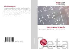 Bookcover of Suzhou Numerals
