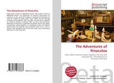 Обложка The Adventures of Pinocchio