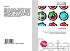 Bookcover of Addow