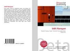 Bookcover of Udit Narayan