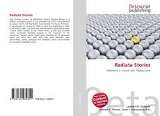 Buchcover von Radiata Stories