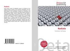 Buchcover von Radiata