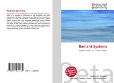 Bookcover of Radiant Systems
