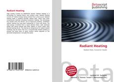 Bookcover of Radiant Heating