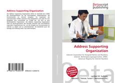Bookcover of Address Supporting Organization