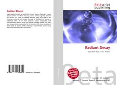 Couverture de Radiant Decay
