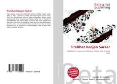 Bookcover of Prabhat Ranjan Sarkar