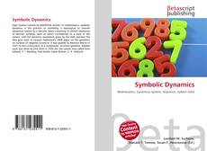Bookcover of Symbolic Dynamics