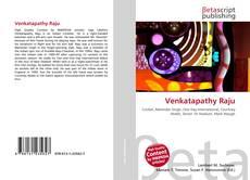 Bookcover of Venkatapathy Raju