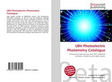 Couverture de UBV Photoelectric Photometry Catalogue