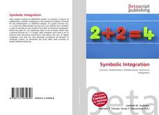 Bookcover of Symbolic Integration